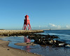 Herd Groyne Lighthouse, South Shields