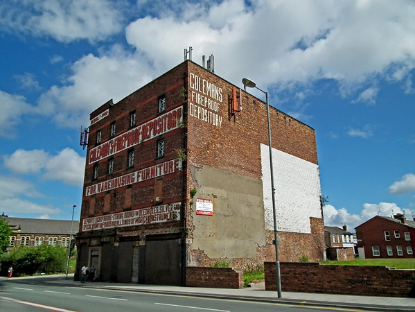 Toxteth depository