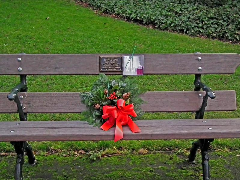 A beautiful scene in Saltwell Park, Gateshead Dec 2011
