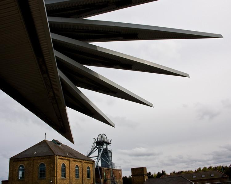 Woodhorn museum, Ashington