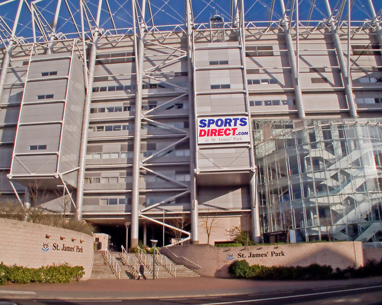 St James Park - Always and Forever