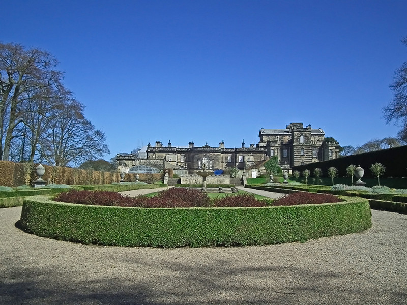 NT Seaton Delaval Hall, Northumberland