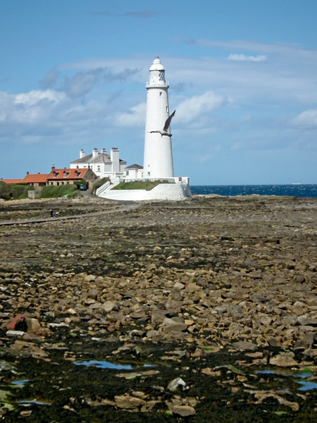 St. Marys Lighthouse, Whitley Bay