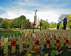 Saltwell Park Garden of Remembrance 2012 b