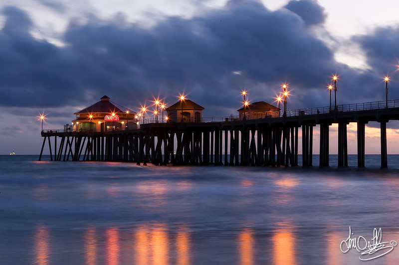Ruby's, Huntington Beach Pier