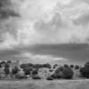 Clouds at Morada, Rancho de las Golondrinas, New Mexico