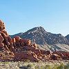 Looking out from the Valley of Fire<br /> Nevada