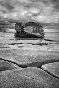 Rock in the Sea, Brittany