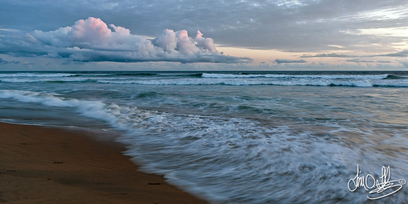 Between Storms<br /> Seal Beach, CA