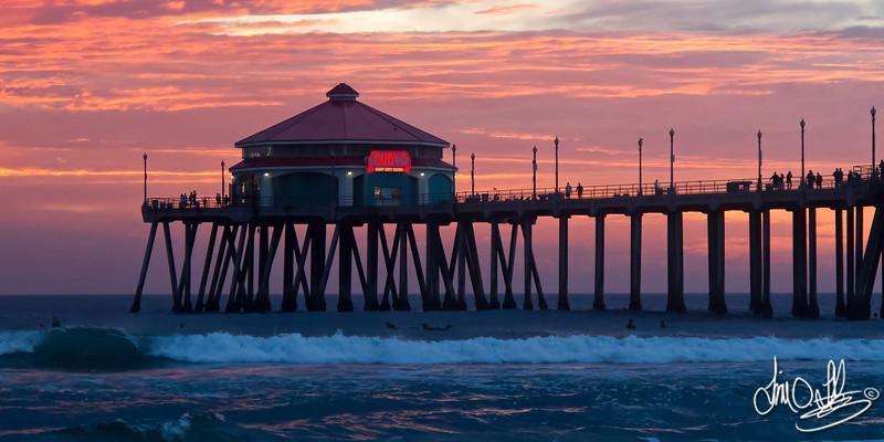 Ruby's • Huntington Beach Pier • Huntington Beach, CA