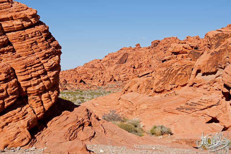 One of the Beehives • Valley of Fire, NV