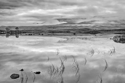 Reflection, Cairngorms, Scotland