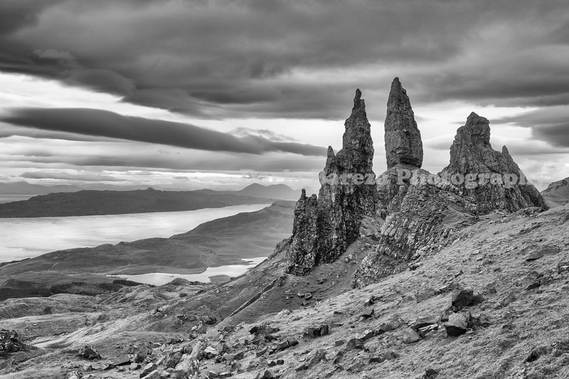 Old Man Storr, Isle of Skye