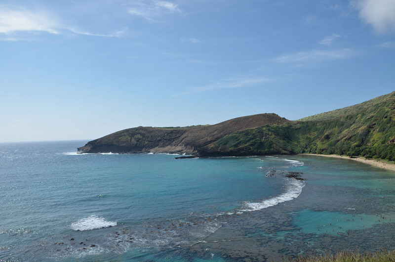 Hanauma Bay, Honolulu, Hawaii, United States