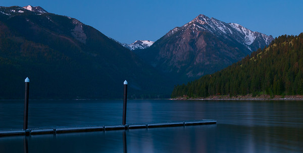 Pre-Sunrise on Wallowa Lake
