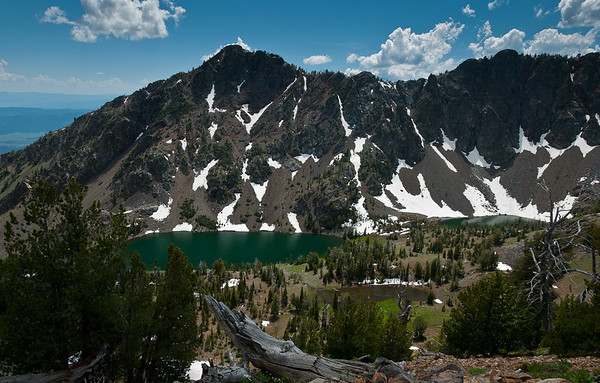 Twin Lakes, Elkhorn Mountain Range