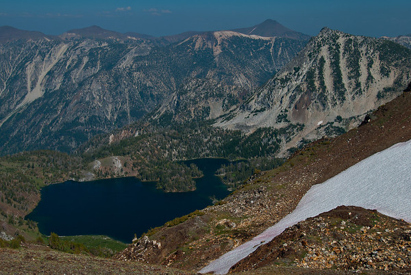Ice Lake, Eagle Cap Wilderness