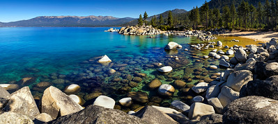Diver's Cove, Sand Harbor, NV   Lake Tahoe