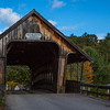 Covered Bridge near Little Squam Lake