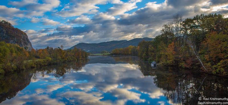 Connecticut River near Fairlee NH