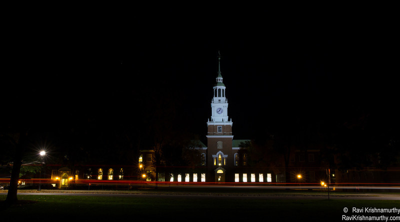 Bakers Tower - Dartmouth College NH