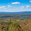 On the way to Castle in the Clouds in Moultonborough NH