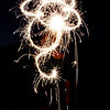 Fun with Sparklers!