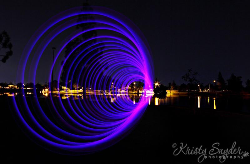 Twirling Spirals....