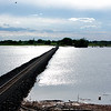 Rail Line Over Water