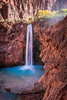 Autumn at Mooney Falls