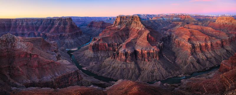 Colorado River Panorama