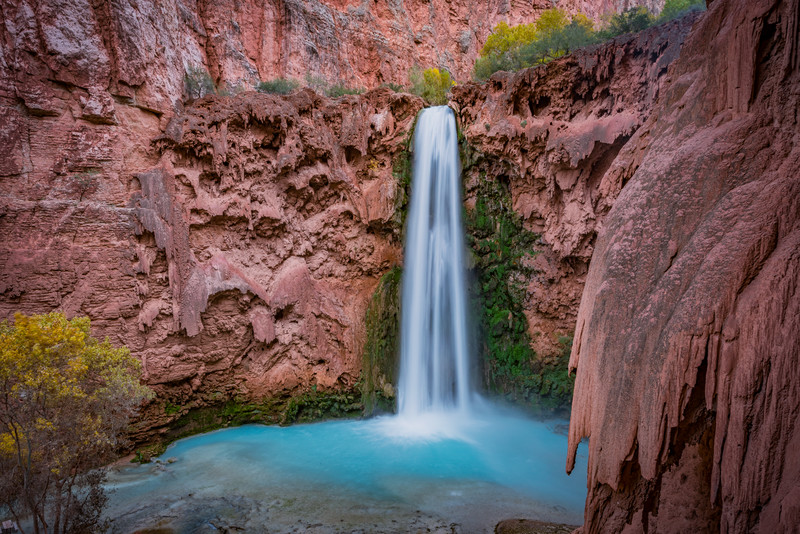 Down to Mooney Falls
