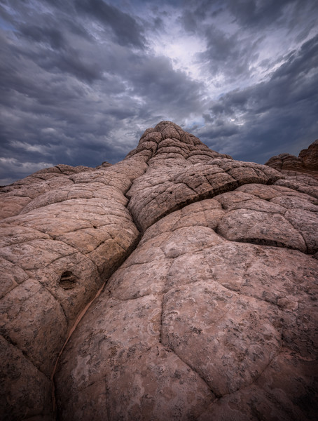 Billowing Rock
