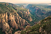 Hazy Canyon