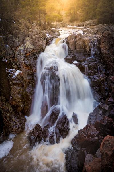 Northern Arizona Waterfall