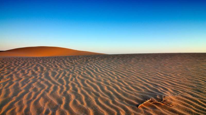 Vigar Well dunes, Mungo National Park