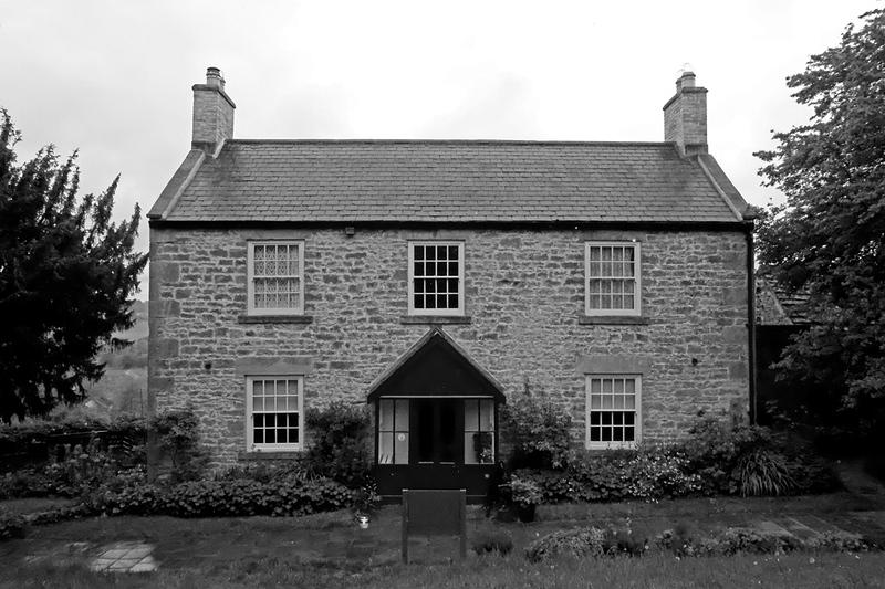 National Trust Cherryburn in Northumberland