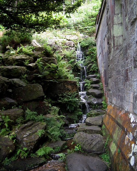 NT Cragside