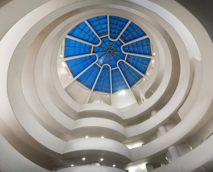 Guggenhein-Interior
