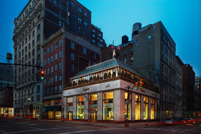 Hermes Store NYC
