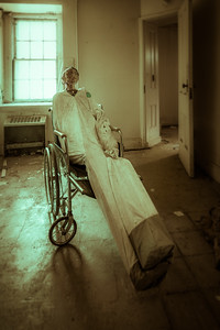 Binghamton Asylum, Built in 1858 by Isaac G. Perry. Read the whole story @ http://goo.gl/sEFEHO