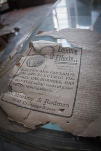 Binghamton Asylum, Built in 1858 by Isaac G. Perry. Read the whole story @ http://goo.gl/sEFEHO