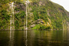 Waterfalls, Doubtful Sound