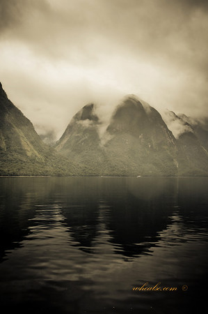 Reflections, Doubtful Sound
