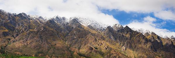 Misty Mountains, The Remarkables, Queenstown