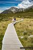 Hooker Valley Boardwalk
