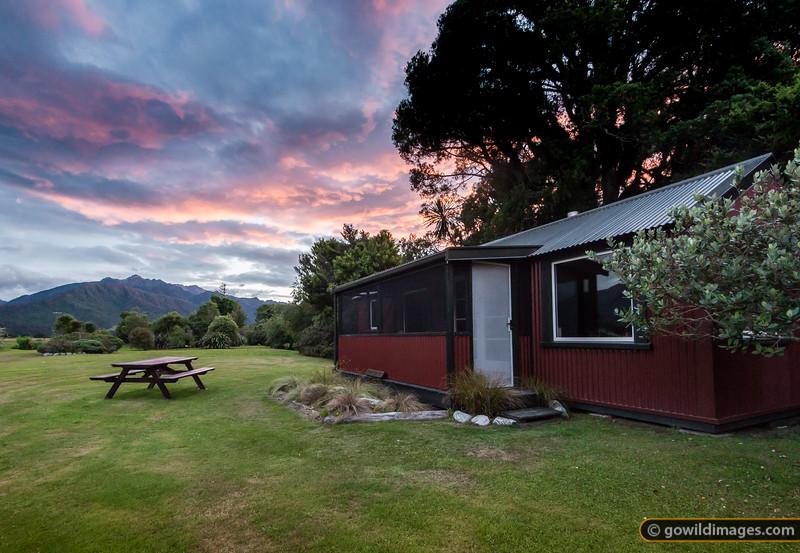 Grassy Flat Hut
