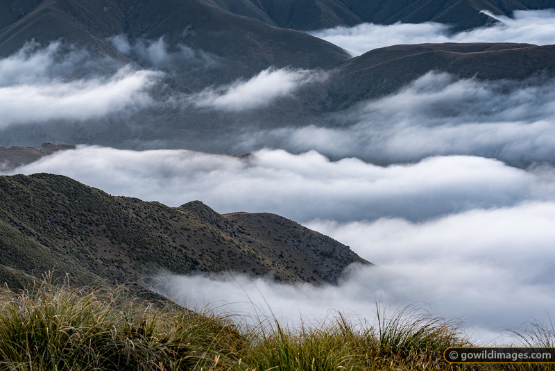 Hills And Clouds 3