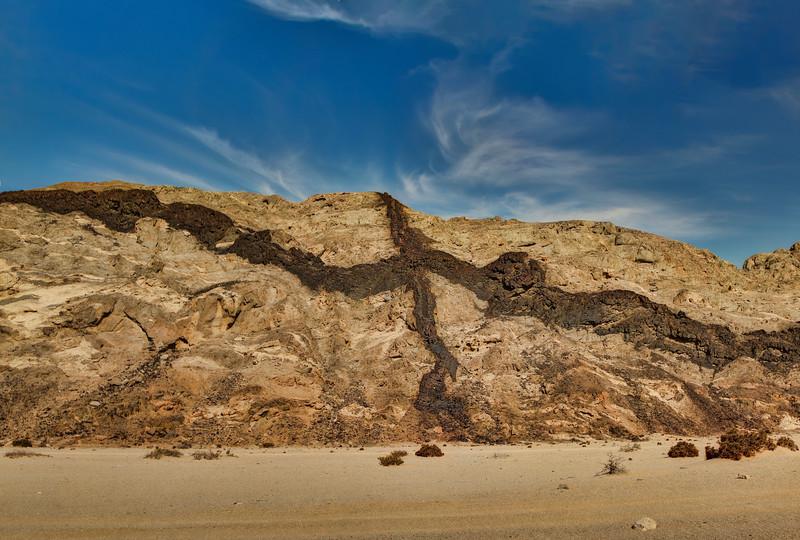 Moon Landscape, Namib Desert