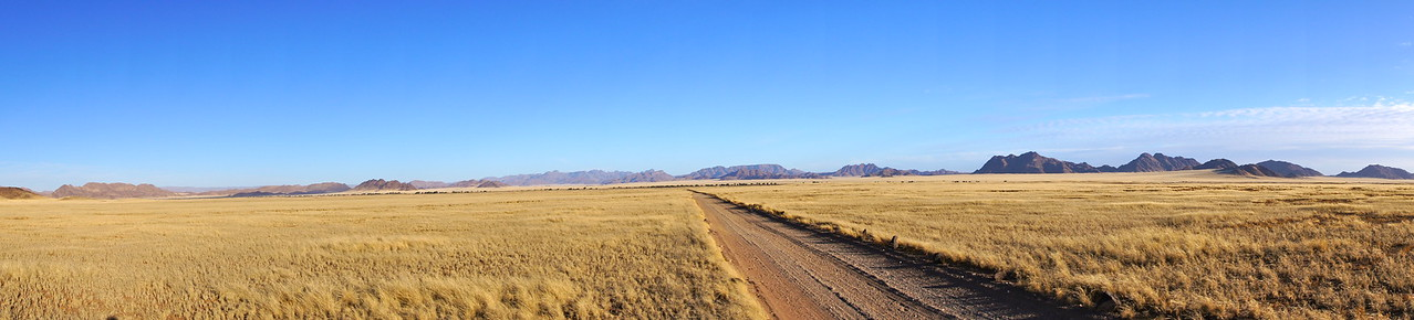 Countryside near Sossusvlei